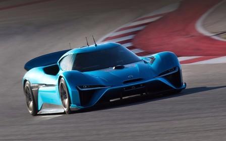 Китайский электрокар быстрее Lamborghini