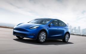 Класс, но не сейчас. Новый электро-кроссовер Tesla Model Y официально дебютировал