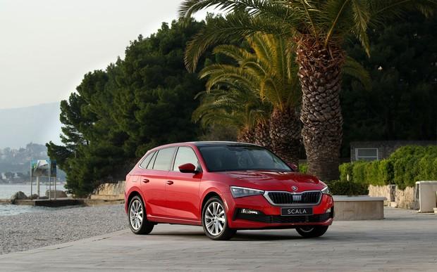 ŠKODA передала 620 900 автомобілів клієнтам в першому півріччі 2019