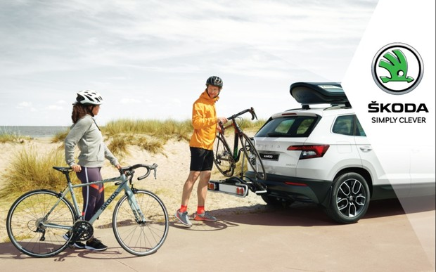 ŠKODA підтримує велоспорт в Україні