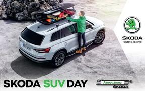 ŠKODA SUV Day!