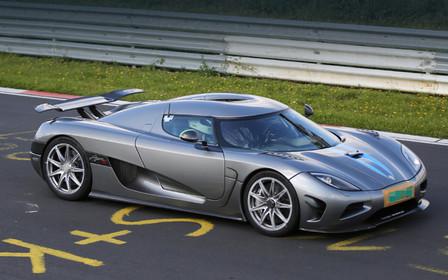 Koenigsegg подтвердил презентацию Agera RS в Женеве