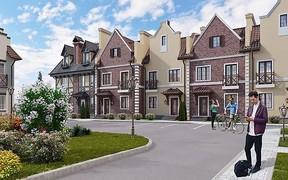 Количество новых объектов, строящихся в пригороде Киева, уменьшилось на 65%