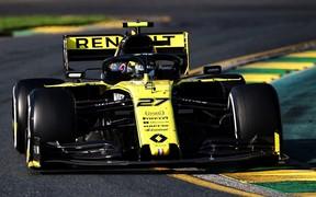 Команда Renault F1 набирает первые очки в новом сезоне Formula-1 на Гран-при Австралии