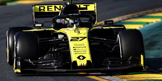 «Команда Renault F1 збирає перші очки в новому сезоні Formula-1 на Гран-Прі Австралії.»