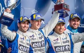Команда Signatech Alpine выиграла девятый подиум подряд