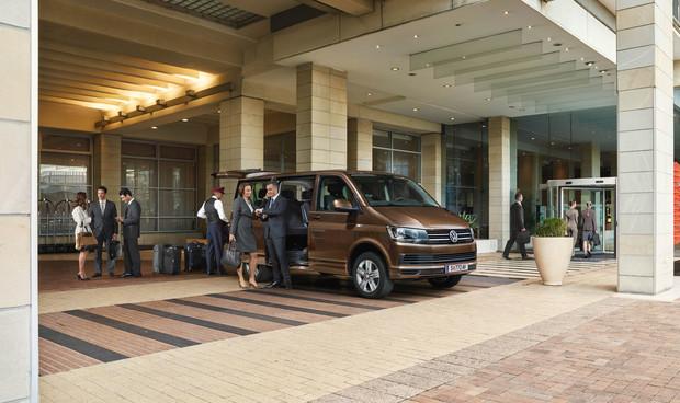 «Комерційні автомобілі Volkswagen зі знижкою до 12%»