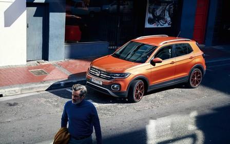 Компактный Volkswagen T-Cross получил гривневый ценник