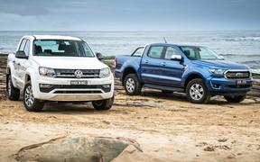 Компании Volkswagen и Ford объединились для создания коммерческих авто