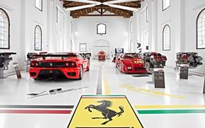 Компания Ferrari поделилась планами на будущее