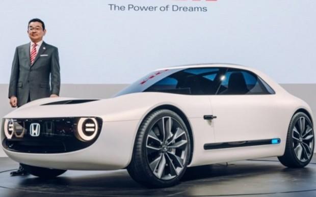 Компания Honda раскрыла несколько важных деталей о новом электромобиле