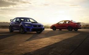Компания Subaru готовит три новых двигателя. Кто их получит?