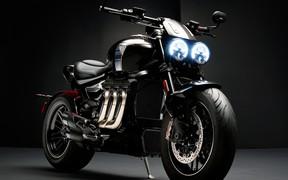 Компания Triumph выпустит электромотоцикл совместно с Williams F1