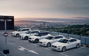 «Компанія Volvo Cars встановила новий рекорд обсягу глобальних продажів у 2018 році»