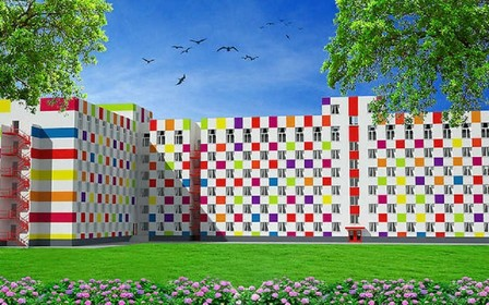 Компания-застройщик «Воробьевы горы» вновь делится информацией о строительстве нового дома