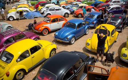 Конец эпохи. Производство Volkswagen Beetle завершено после 81 года выпуска