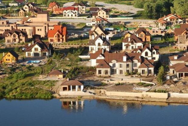 Коттеджные городки под Киевом достойные инвестиций