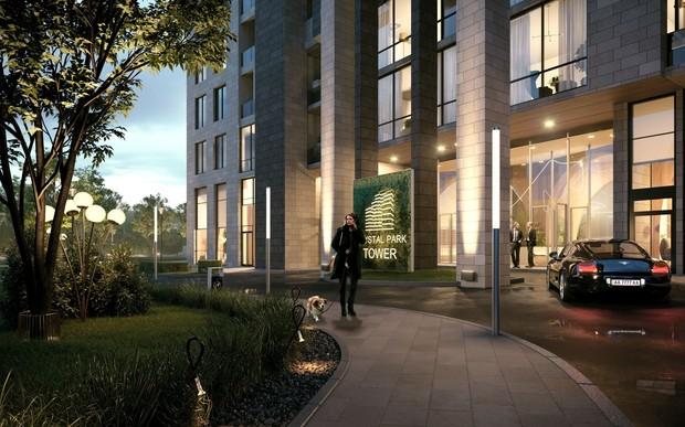 «Ковальська» спільно з Ogilvy Ukraine запустила комунікацію Crystal Park Tower в стилі Netflix