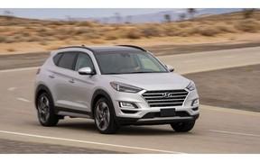 Кросовер Hyundai Tucson N потужністю в 340 к.с.