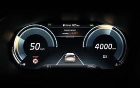 Кросовер Kia XCeed отримає повністю цифрову панель приладів