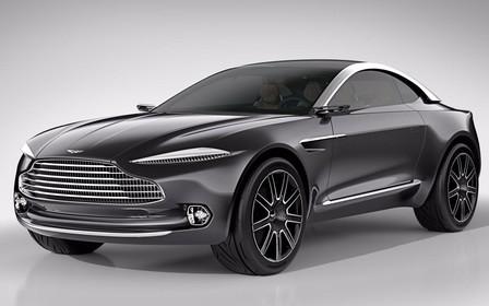 Кроссовер Aston Martin получит 750 лошадиных сил