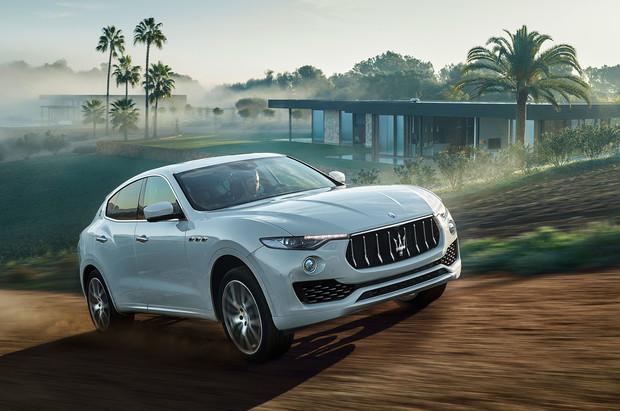 Кроссовер Levante станет бестселлером — уверены в Maserati