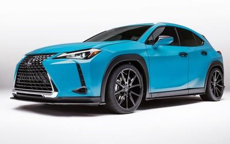 Кроссовер Lexus UX переведут на электричество