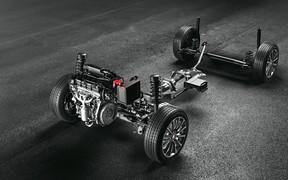 Кроссоверы Suzuki Vitara и SX4 получат новый гибридный турбомотор
