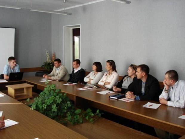 Круглые столы «Web на все 100» прошли во всех регионах Украины