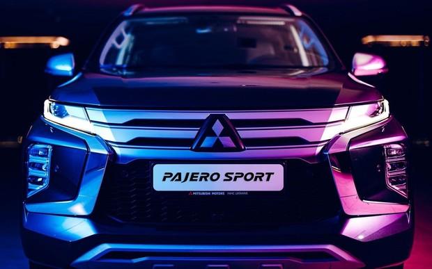 Крутий на підйом! В Україні стартують продажі нового Mitsubishi Pajero Sport