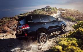 «Крузак» в наследство. Toyota Land Cruiser 200 получит версию Heritage