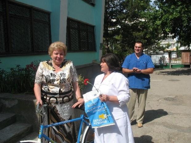 Крымские строители «сэкономили» на ремонте больницы 67 тыс грн