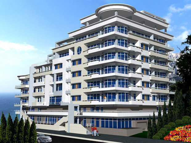 Крымскую строительную компанию оштрафовали на 2 млн грн