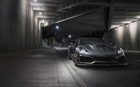 Кто бы мог подумать? Chevrolet Corvette ZR1 получил «автомат»