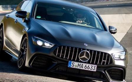 Кто на свете всех..? Mercedes-AMG GT установил рекорд Нюрбургринга. ВИДЕО