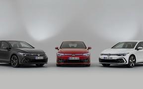 Кто такой дерзкий? Volkswagen представил «горячие» Golf GTI, GTD и GTE