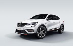 Купе-кроссовер Renault Samsung представили в Южной Корее