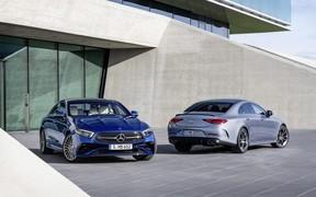 Купеобразный седан Mercedes-Benz CLS обновился. Что изменилось?