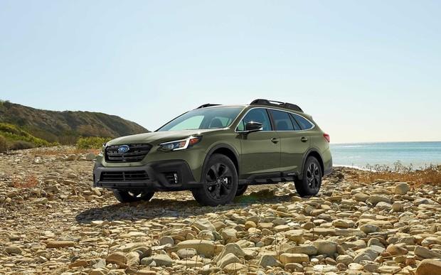 Купуй Subaru Outback - відправляйся у подорож