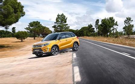 Купуй Suzuki Vitara мегавигідно з 29 квітня по 29 травня