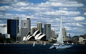 Курортную недвижимость Австралии скупают оптом