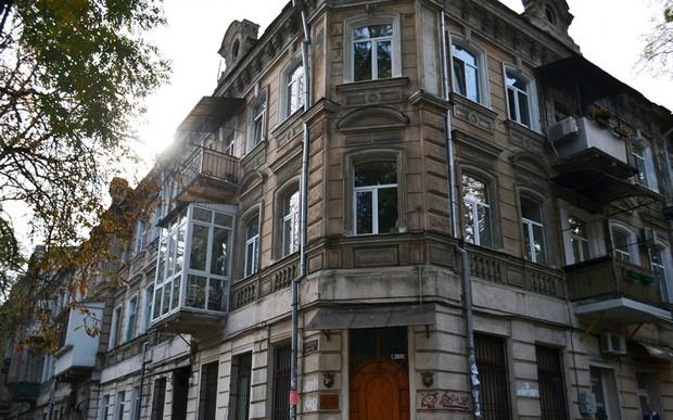 Квартира в доме-памятнике архитектуры