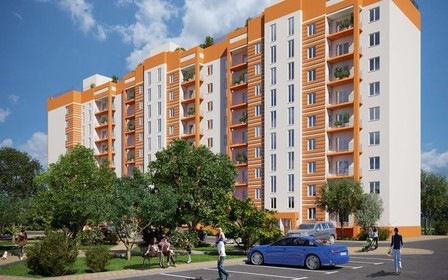 Квартири в ЖК «Апельсин-2» в кредит зі ставкою від 0.01%