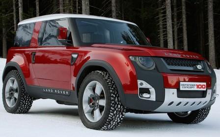 Land Rover Defender нового поколения презентуют в 2020 году
