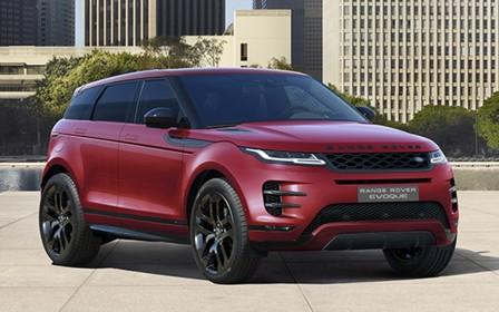 Land Rover в наявності від 1 296 000 гривень*