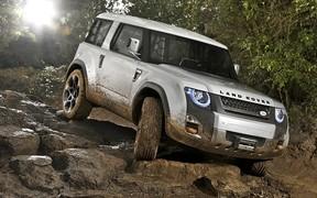 Land Rover зарегистрировал торговую марку Landy