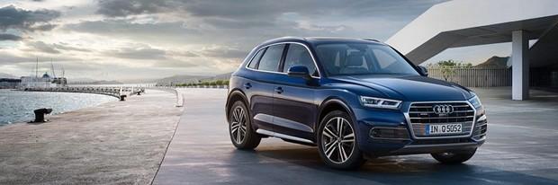 Легкість, просторість і технології: новий Audi Q5 в деталях