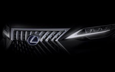 «ЛексБус». Lexus покаже свого нового мінівена LM вже за тиждень
