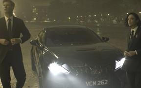 Lexus допомагає рятувати світ у новому фільмі «Люди в чорному: Інтернешнл»