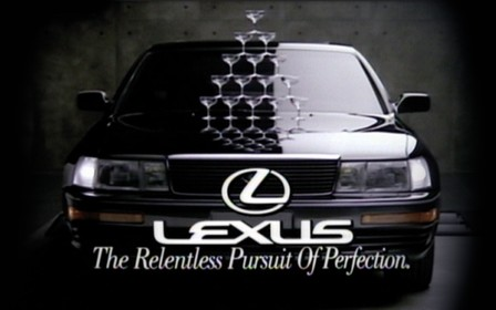 «Lexus отмечает 35 лет проекта F1»